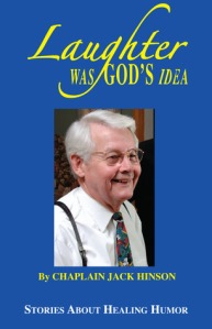 Laughter Was God's Idea: Sotries About Healing Humor book Cover